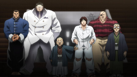 觀賞戰鬥開始。第 1 季第 4 集。